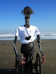 ジャンクロボット製作 3