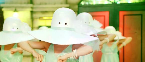 女優帽製作