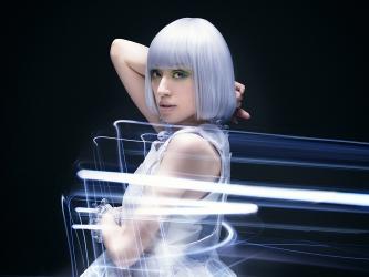 栗山千明「豊洲ルシフェリン」: 発光衣装製作