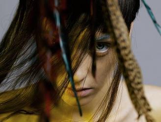 HAIRMODE Photo:Indigolight HM:ShinYa for SHINYA SALON・Kimiyuki Misawa ST:Tetsuro Nagase 7