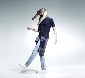 LACOSTE 2015 マスク製作08