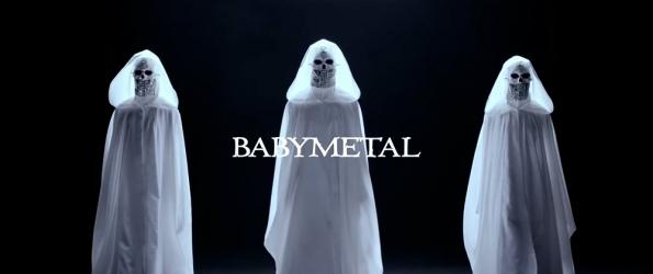 BABYMETAL「KARATE」MASK製作 1