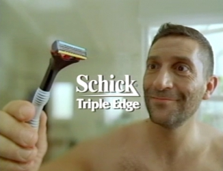 Schick Triple Edge 1